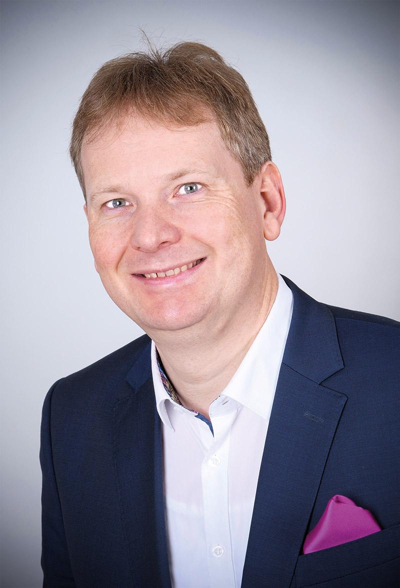 Das Foto zeigt K&K Software AG Vorstand Arnulf Koch.
