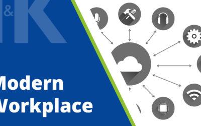 Modern Workplace – der moderne Arbeitsplatz